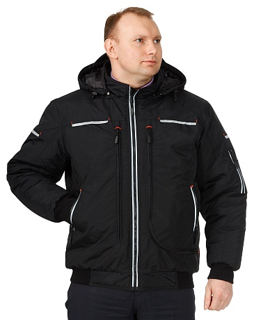 JET men's heat-insulated jacket