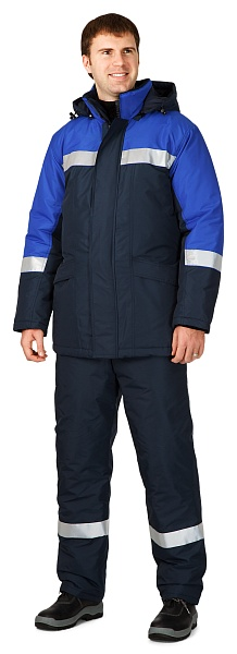BAIKAL men's insulated jacket (Class 2 protection)