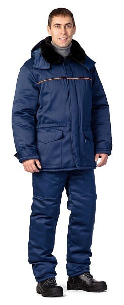 MT-2 men's heat-insulated jacket