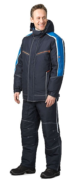 SKYMASTER men's heat-insulated jacket