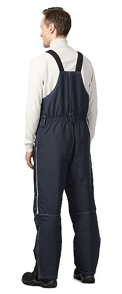 SKYMASTER men's heat-insulated bib overall