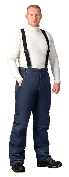 CAPTAIN men's heat-insulated trousers