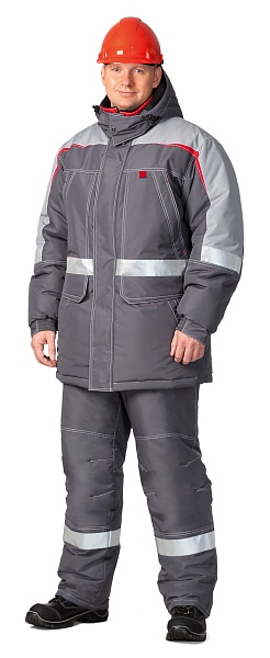 """Iceberg"" men's heat-insulated jacket"