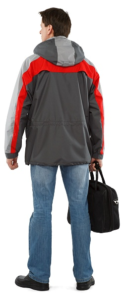 REAL men's windbreaker