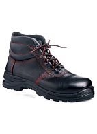 UTAH high ankle leather boots with composite toe cap