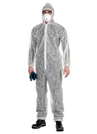 UNIS-1 disposable coverall (spunbond)