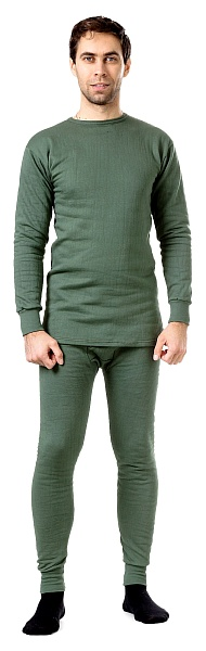 """Kamysh"" men's thermal underwear brushed"