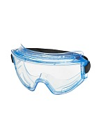 ZN11 PANORAMA SUPER closed safety goggles (PC) (21130), clear lens