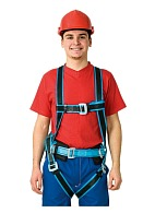 PPL-33 multipurpose fall arrest harness (safety belt with straps) size ML