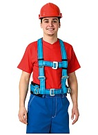PM-41 fall arrest harness for retaining and positioning (lineman belt) size XXL