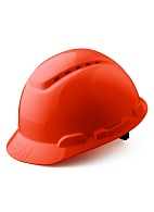 "3Mв""ў H-700N protective helmet with ratchet (H-700N-RD) red"
