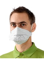"3Mв""ў VFlexв""ў 9152RS aerosol filtering half mask (respirator) (FFP2, up to 12 MAC)"