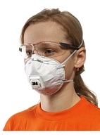 "3Mв""ў 8112 aerosol filtering half mask (respirator) (FFP1, up to 4 MAC)"