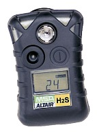 Single-gas detector Altair H2S, thresholds 10 and 20 mg/m3 (10113291)