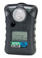 Single-gas detector Altair Pro O2, thresholds 19,5% vol. and 23,0% vol. (10113295)