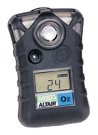 Single-gas detector Altair O2, thresholds 19,5% and 23,0% (10113294)