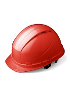 RFI-3 BIOT RAPID helmet with a suspension ratchet (73716) red
