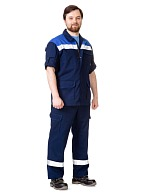 LETO UAE men's work suit