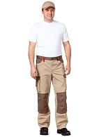 CRETE men's  trousers