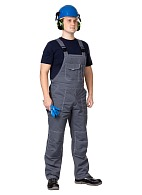 CITY men's  bib overall