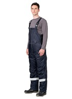 VARANDEY men's heat-insulated bib overall