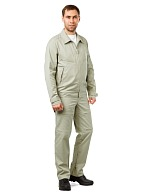 """Pilot"" men's  work jacket (beige olive)"