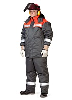 LESORUB-2 men's heat-insulated work suit