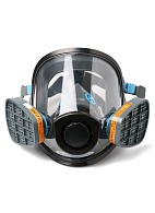 UNIX 5100 full face mask respirator