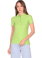POLO ladies shirt, light green