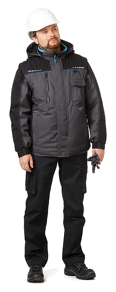 DUBLIN men's heat-insulated jacket
