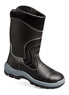 TECHNOGARD insulated knee-high ladies boots without protective toe cap