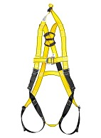 РўРђ10R rescue harness