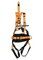 РўРђ50HV XXL safety harness, high visibility