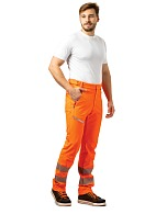 SUNRISE men's softshell trousers