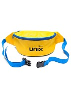 Belt bag for UNIX half mask respirator