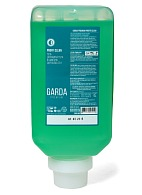 GARDA PREMIUM PROFFI CLEAN body cleansing gel and hair shampoo 2-in-1, a cartridge for dispenser (2000 ml)