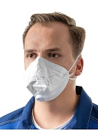 NEVAР'В®-110 Aerosol filtering half mask (respirator) with exhalation valve
