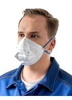 NEVAР'В®-210 Aerosol filtering half mask (respirator) with exhalation valve