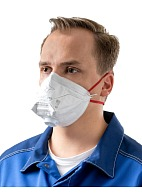 NEVAВ®-310 Aerosol filtering half mask (respirator) with exhalation valve