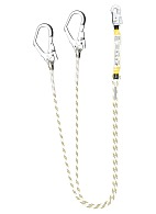 ALN202 two-leg lanyard with a shock absorber
