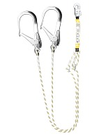 ALN212 100 two-leg adjustable lanyard with shock absorber