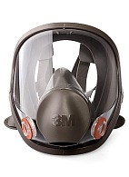 3M™ 6000 series reusable full face mask (6900 – large size)