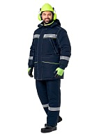 AZOV men's heat-insulated work suit