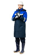 BAIKAL-LITE insulated coat