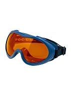 ZN55 SPARK STRONGGLASS goggles, orange (25552)