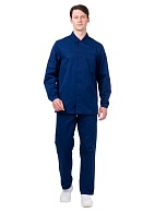 ULTRA-2 men's jacket, blue