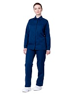 ULTRA-2 ladies jacket, blue