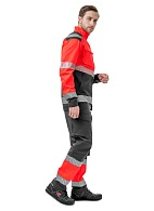 HELIOS men's  high-visibility jacket