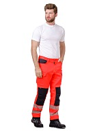 HELIOS men's  high-visibility trousers