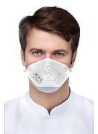 NEVAВ®-306 Aerosol filtering half mask (respirator), medical